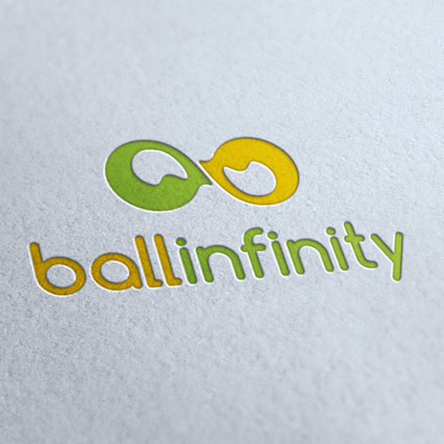 Ball Infinity Logo Template