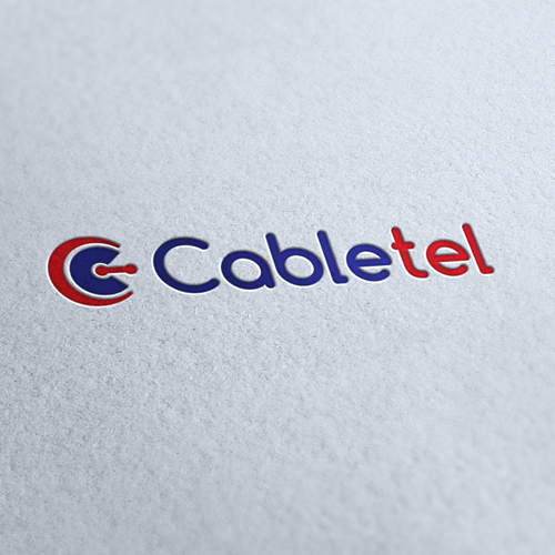 Cable Tel Logo Template