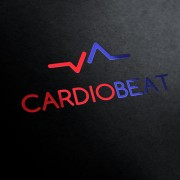 Cardio Beat Logo Template