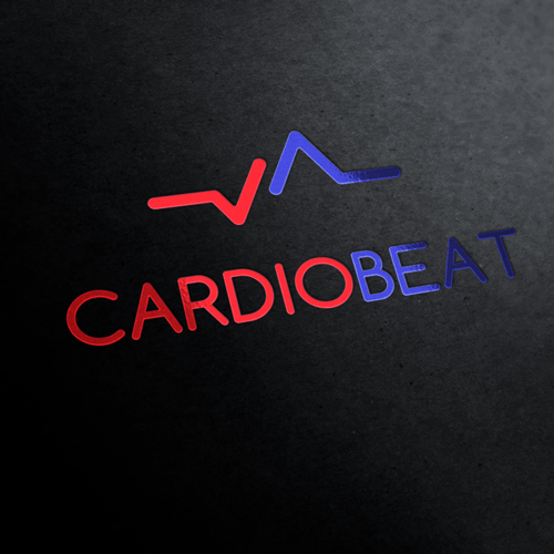 Cardio Beat Logo Template