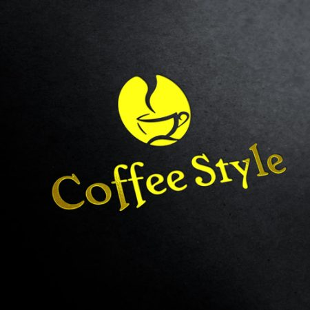 Coffee Style Logo Template