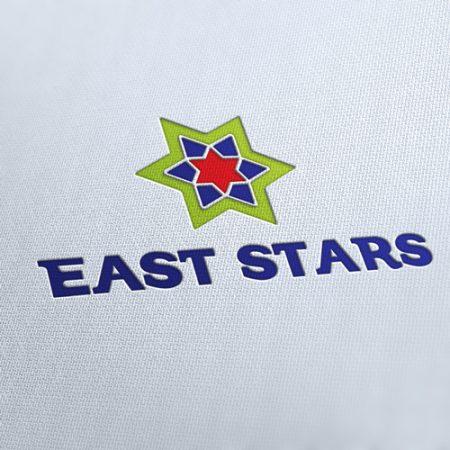 East Stars Logo Template