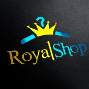 Royal Shop Logo Template