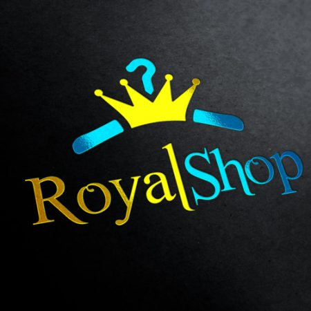 Royal Shop Logo Template