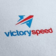 Victory Speed Logo Template