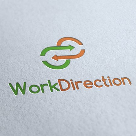 Work Direction Logo Template