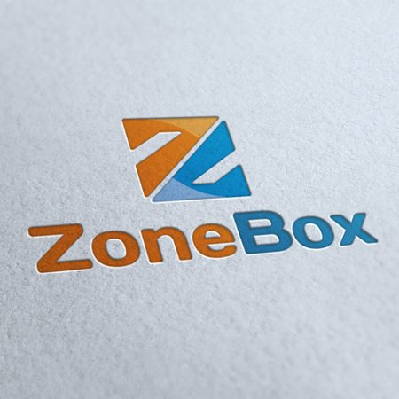 Zone Box Logo Template