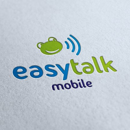 Easy Talk Logo Template