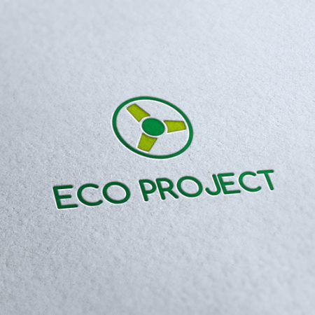 Eco Project Logo Template