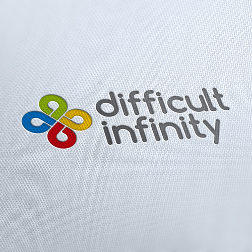 Difficult Infinity Logo Template