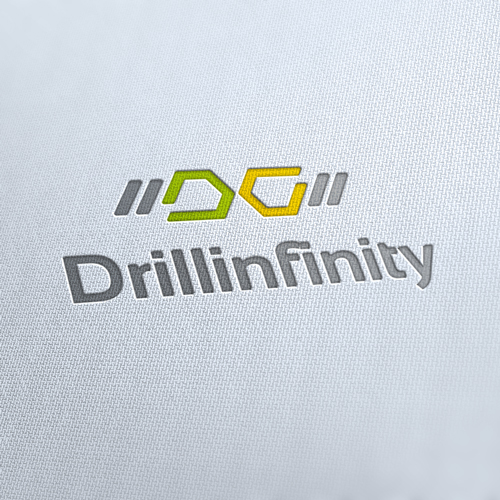 Drill Infinity Logo Template