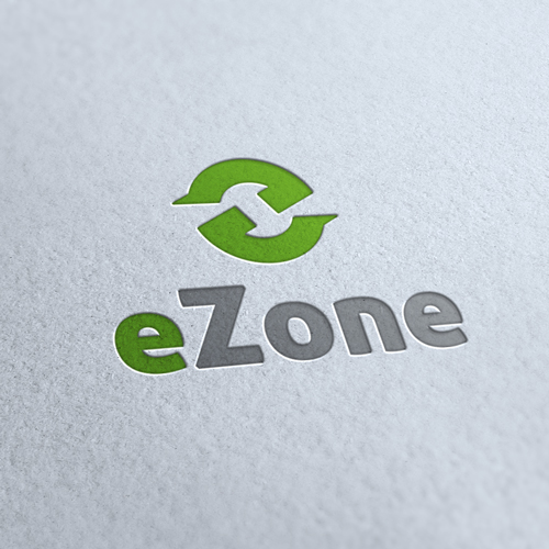 Eco Zone Movement Logo Template