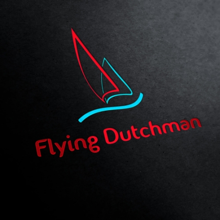 Flying Dutchman Company Logo Template