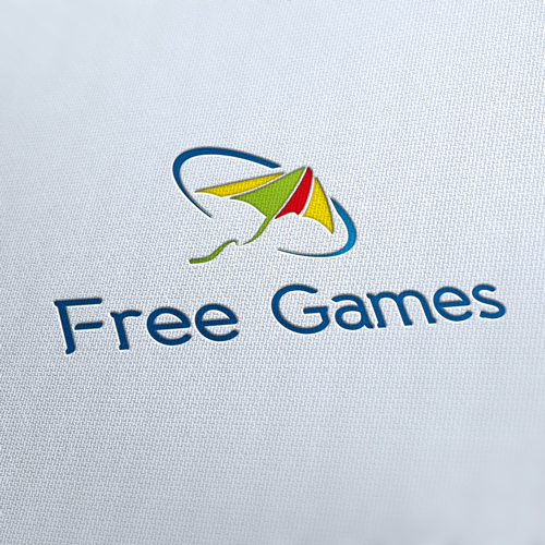 Free Games Project Logo Template