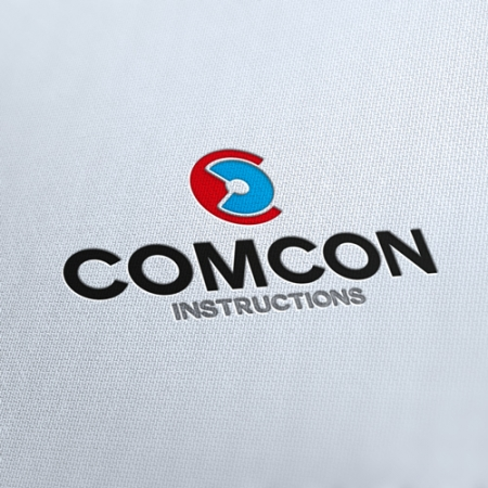 Comcon Instructions Logo Template