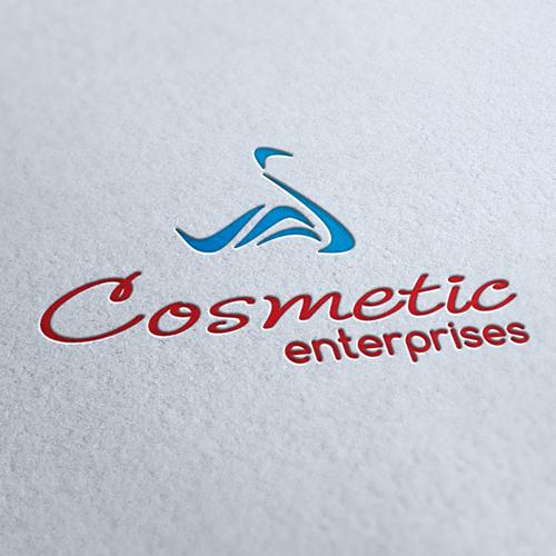 Cosmetic Enterprises Logo Template