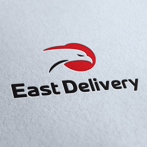 East Delivery Logo Template