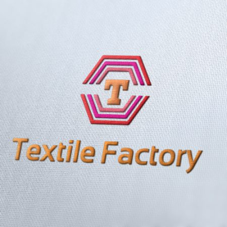 Textile Factory Logo Template