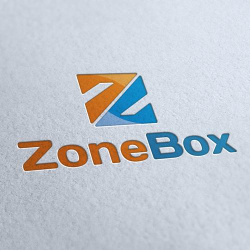 Zone Box Logo Template