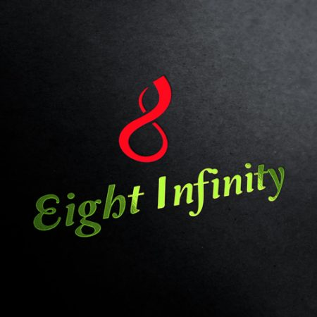 Eight Infinity Logo Template