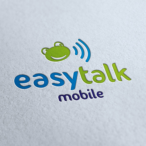 Easy Talk Logo Template