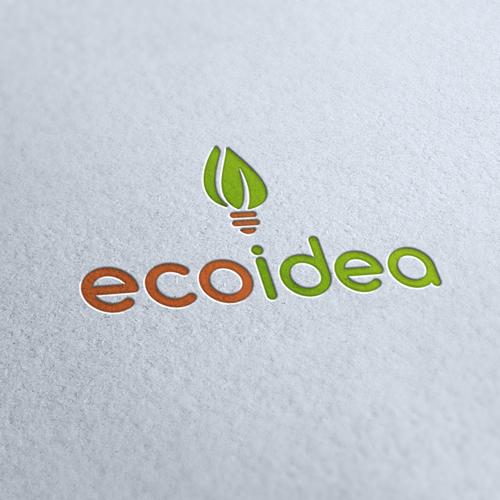 Eco Idea Logo Template