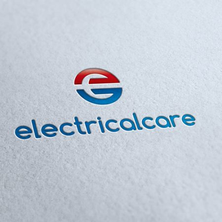 Electrical Care Logo Template
