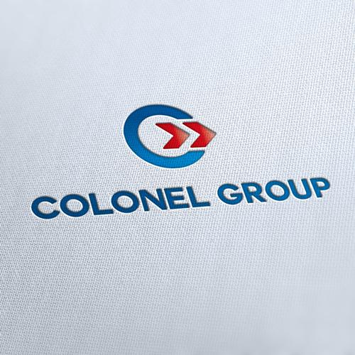 Colonel Corporate Logo Template