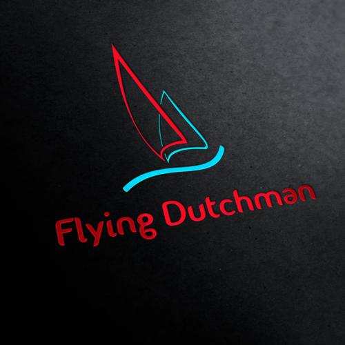 Flying Dutchman Company Logo Template