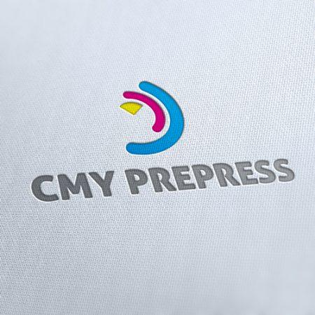 Cmy Prepress Logo Template