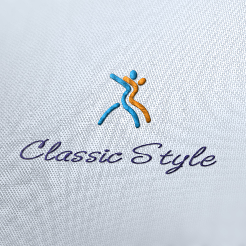 Classic Style Logo Template